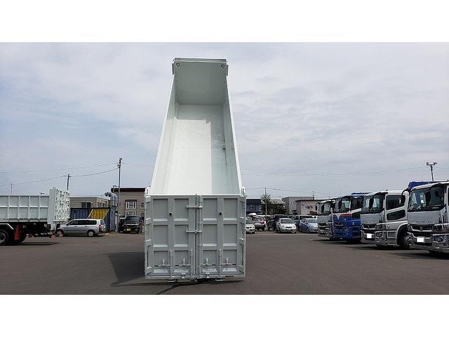 深ダンプ 2PG-FV70HZ 新明和(10枚目)