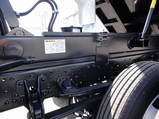 深ダンプ 2KG-FK62F 新明和(14枚目)