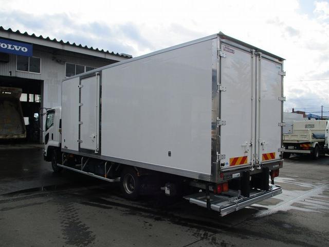 冷凍車ゲート付 TKG-FRR90T2 デンソー(4枚目)