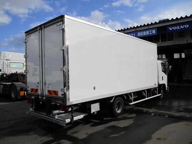 冷凍車ゲート付 TKG-FRR90T2 デンソー(6枚目)