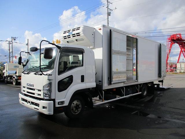 冷凍車ゲート付 TKG-FRR90T2 デンソー(11枚目)