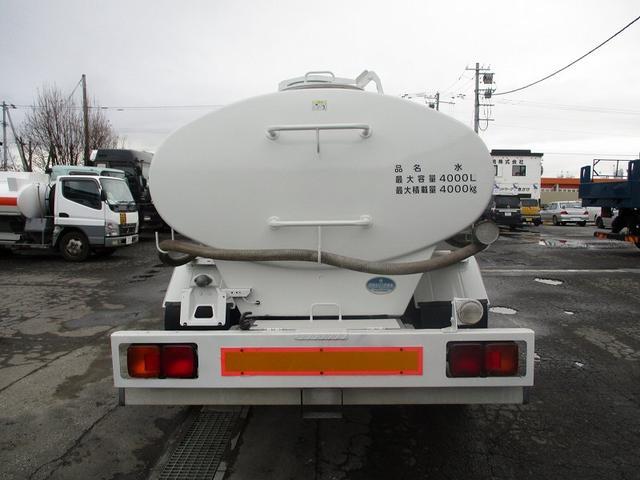 散水車 BDG-FC6JCWA 極東(5枚目)