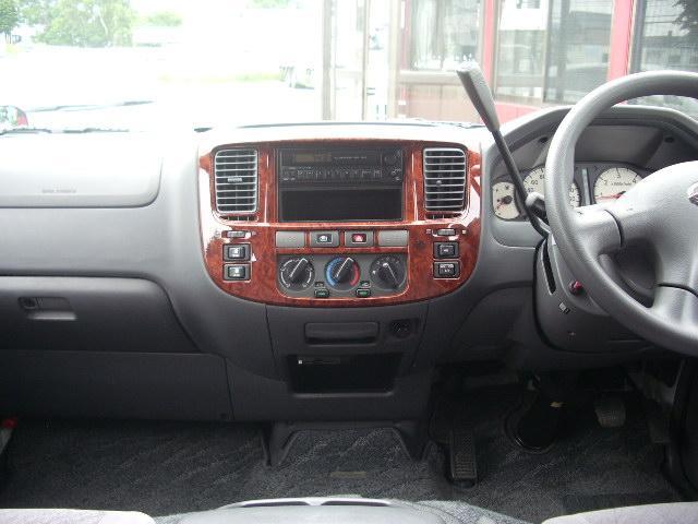 ロングGX オートマ4WD Wエアコン Rヒーター(14枚目)