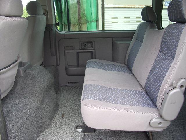 ロングGX オートマ4WD Wエアコン Rヒーター(18枚目)