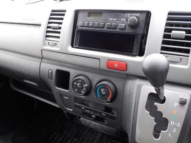 トヨタ ハイエースバン ハイエースDXロング 4WD