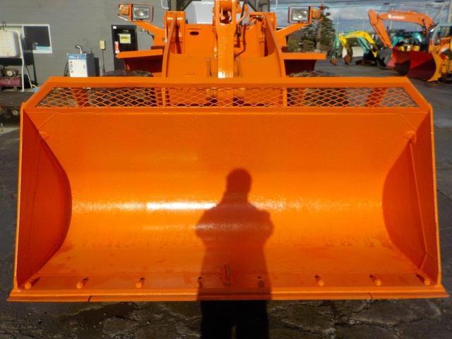 日立 LX80-2C 1.5m3 スノースパイク(9枚目)