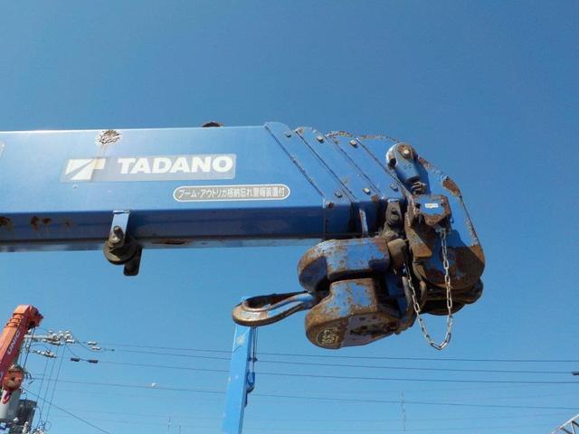 4トン4段クレーン ロング MTモード付AT(12枚目)