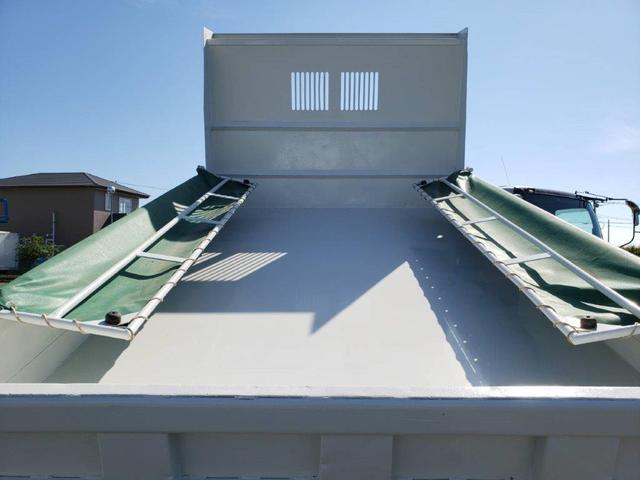 4トンダンプ コボレーン MTモード付AT(8枚目)
