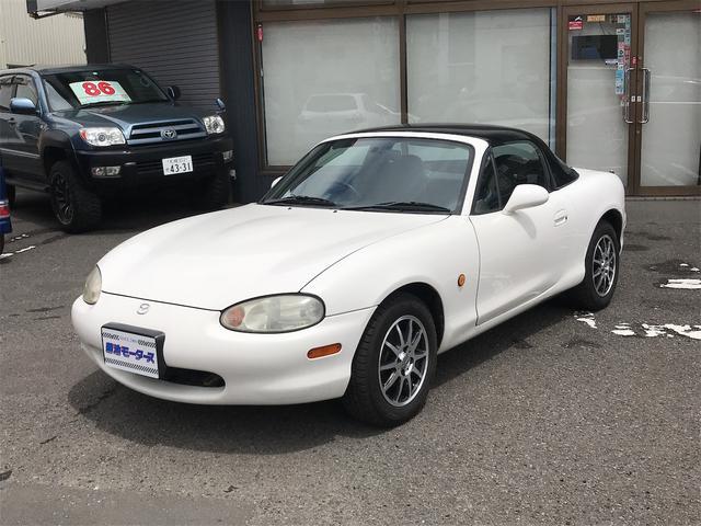 「マツダ」「ロードスター」「オープンカー」「北海道」の中古車2
