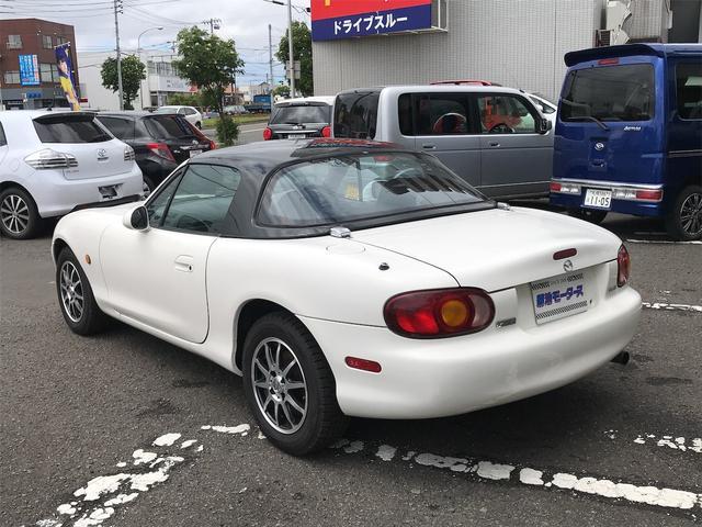 「マツダ」「ロードスター」「オープンカー」「北海道」の中古車8