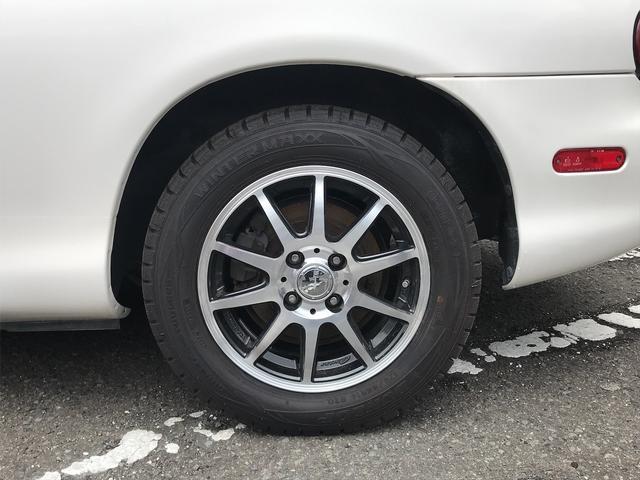 「マツダ」「ロードスター」「オープンカー」「北海道」の中古車9