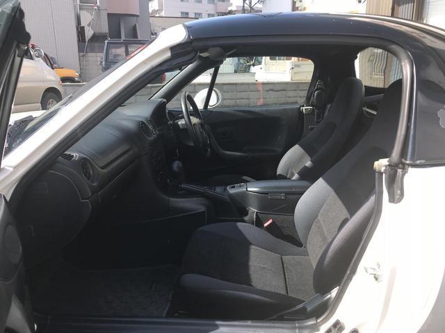 「マツダ」「ロードスター」「オープンカー」「北海道」の中古車10