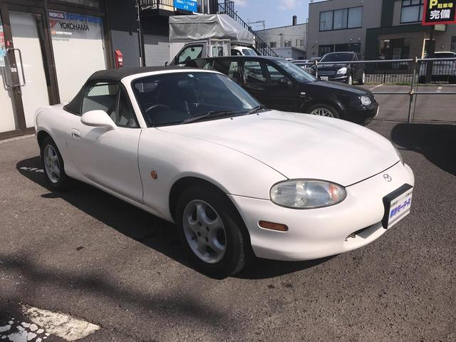 「マツダ」「ロードスター」「オープンカー」「北海道」の中古車39