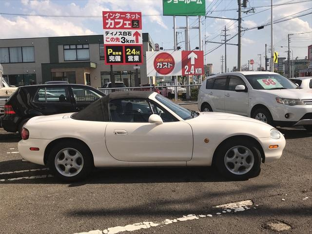 「マツダ」「ロードスター」「オープンカー」「北海道」の中古車40