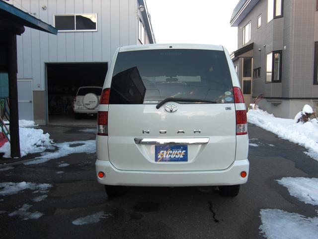 トヨタ ノア X 4WD グー鑑定書付