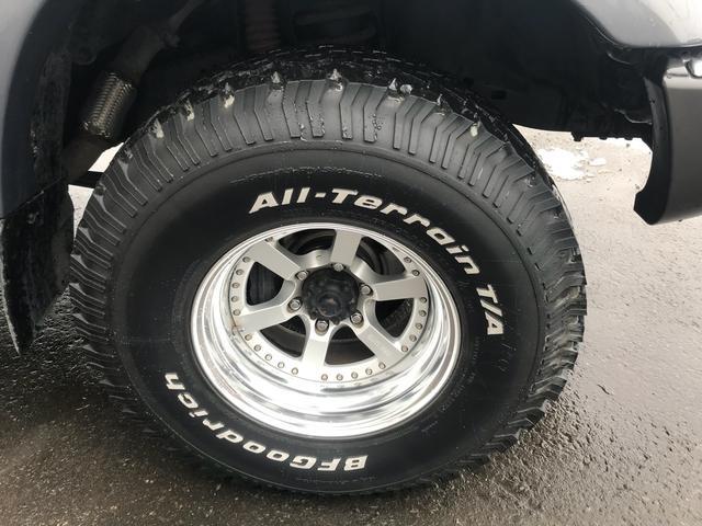 VXリミテッド 4WD TV ナビ サンルーフ AW(7枚目)