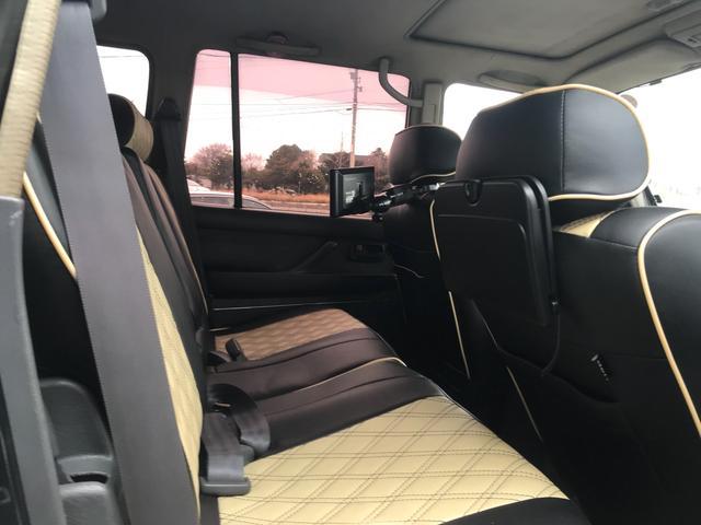 VXリミテッド 4WD TV ナビ サンルーフ AW(14枚目)