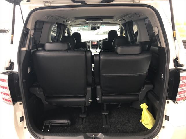 4WD 後席モニタ ナビ バックカメラ スマートキー 両側電動スライドドア AW ETC 7名乗り オーディオ付 電動リアゲート(14枚目)
