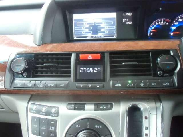 ホンダ エリシオンプレステージ SG HDDナビスペシャルパッケージ 4WD