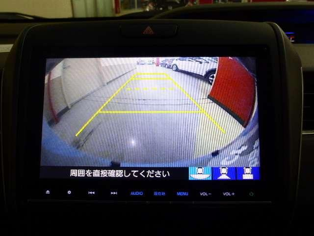 G・ホンダセンシング メモリーナビ リアカメラ エンスタ(4枚目)