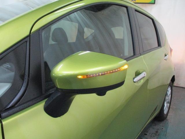 ウィンカーミラーは視認性、安全性アップです!