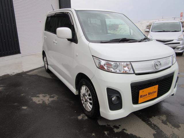マツダ AZワゴンカスタムスタイル XS 4WD