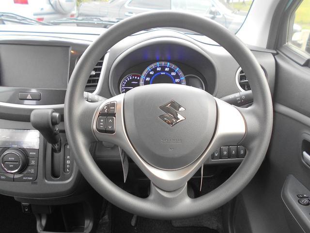 スズキ ワゴンR FXリミテッド 4WD キーレス シートヒーター