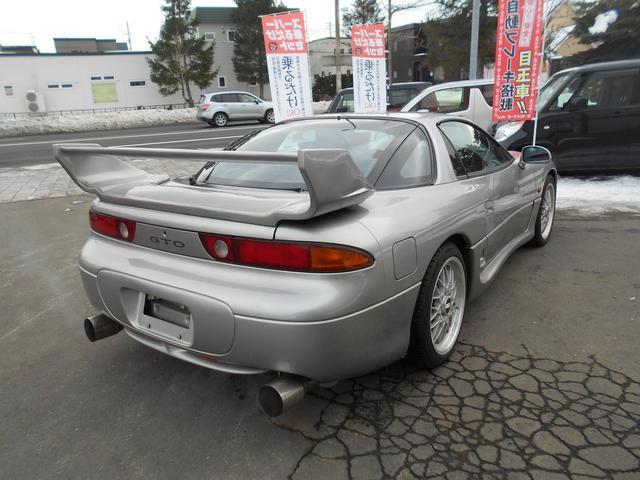 三菱 GTO SR 4WD