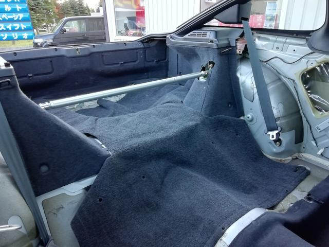 タイプS 車検整備付き 修復歴無 SR20ターボエンジン載せ替え S14タービン ニスモLSD ニスモ強化クラッチ 前置インタークーラー R33燃料ポンプ Defi4連メーター 16インチアルミホイール(18枚目)