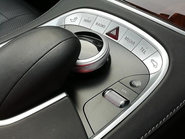 S400ハイブリッド エクスクルーシブ ワンオーナー パノラミックルーフ ブルメスターサラウンド 360℃カメラ シートマッサージ レーダーセーフティPKG 黒革シートヒーター・ベンチレーター ディストロニックプラス パワートランク(29枚目)