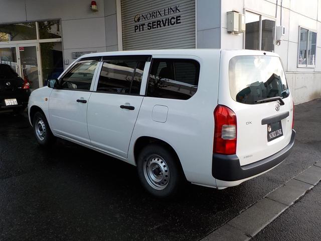 トヨタ プロボックスバン DXコンフォートパッケージ 4WD