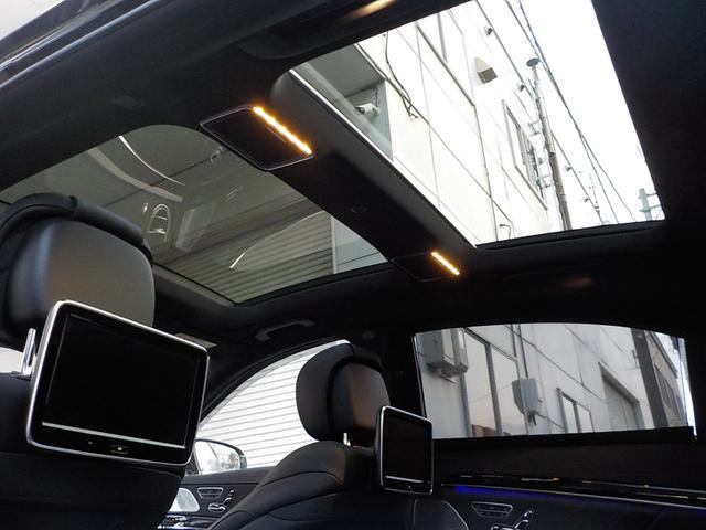 メルセデス・ベンツ M・ベンツ S550ロング AMG ショファーパッケージ