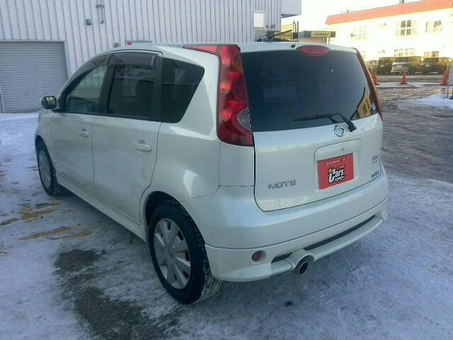 「日産」「ノート」「コンパクトカー」「北海道」の中古車18