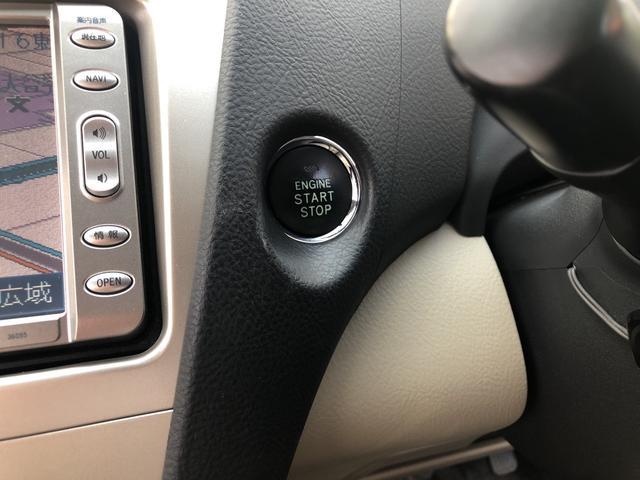 G 4WD キーフリー ナビ Bカメラ 冬タイヤホイール積込(17枚目)