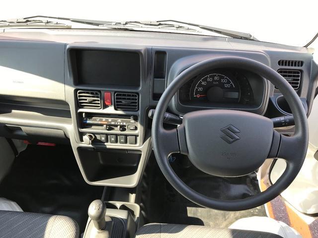 スーパーキャリイ X 4WD HID パワーウインドウ(15枚目)