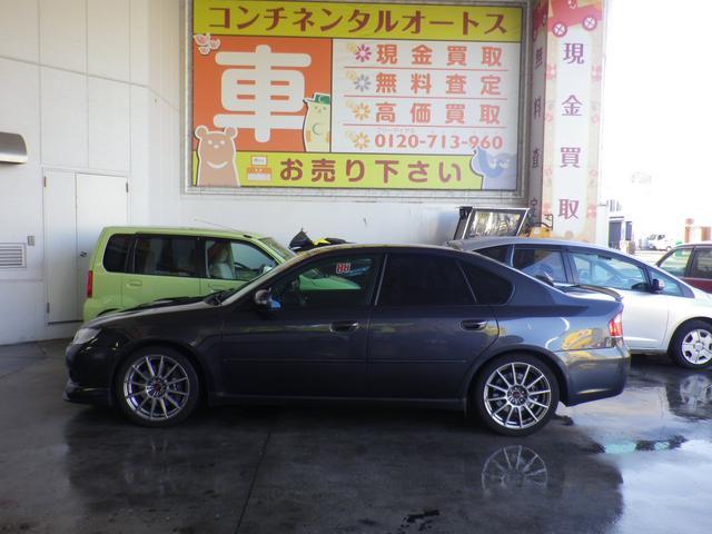 「スバル」「レガシィB4」「セダン」「北海道」の中古車5