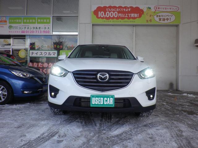 「マツダ」「CX-5」「SUV・クロカン」「北海道」の中古車2