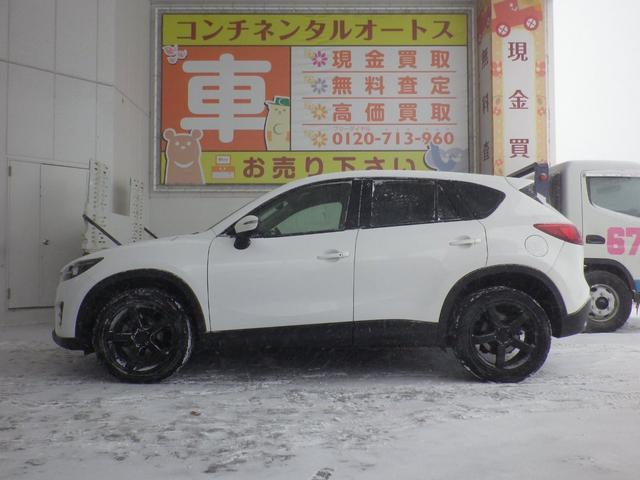 「マツダ」「CX-5」「SUV・クロカン」「北海道」の中古車5