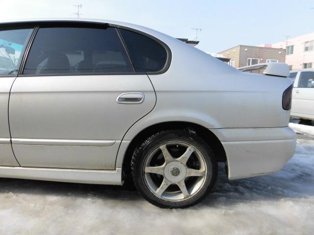 スバル レガシィB4 RSK 4AT 4WD ABS ターボ キーレス マフラー