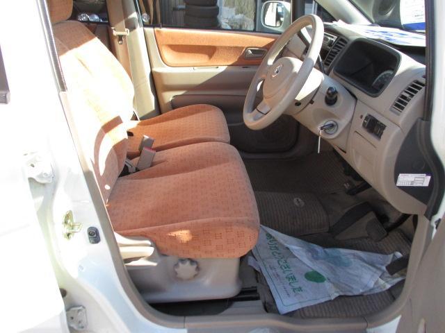 日産 モコ C 4WD ABS Tチェーン エンスタ キーレス
