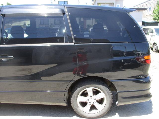 トヨタ エスティマL アエラス Sエディション 4WD ABS HID キーレス