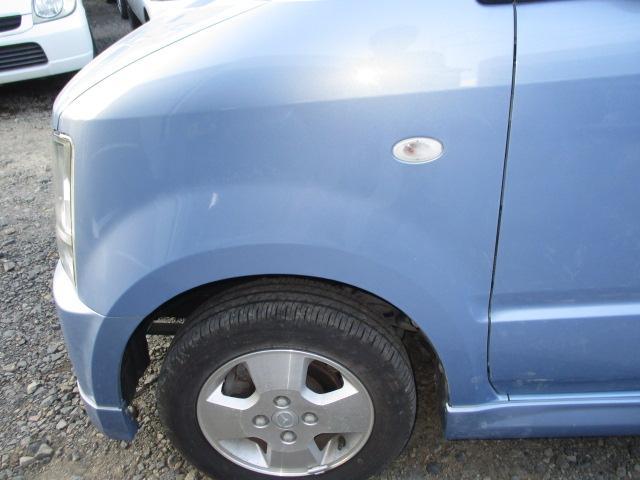 マツダ AZワゴン FS 4AT 4WD ABS ターボ キーレス Tチェーン