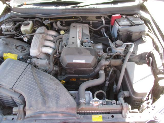 トヨタ アルテッツァ RS200 Zエディション 6MT キーレス Tベル済