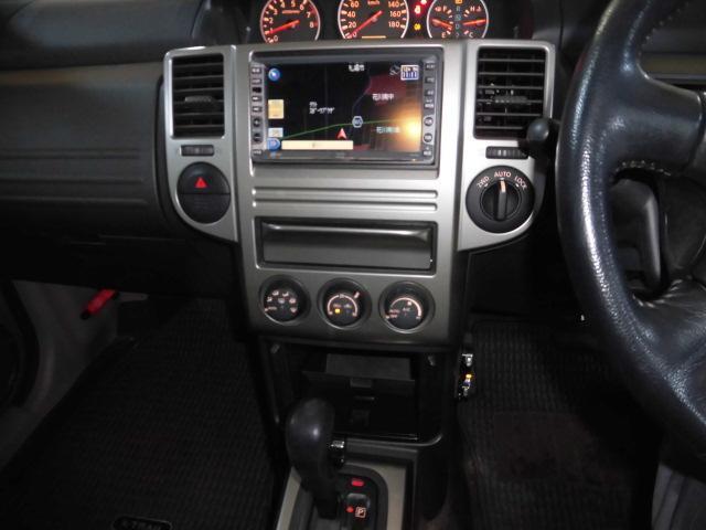 日産 エクストレイル X 4AT 4WD ABS キーレス Tチェーン