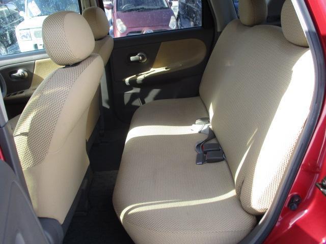 日産 ノート 15E FOUR 4WD ABS スマートキー Tチェーン