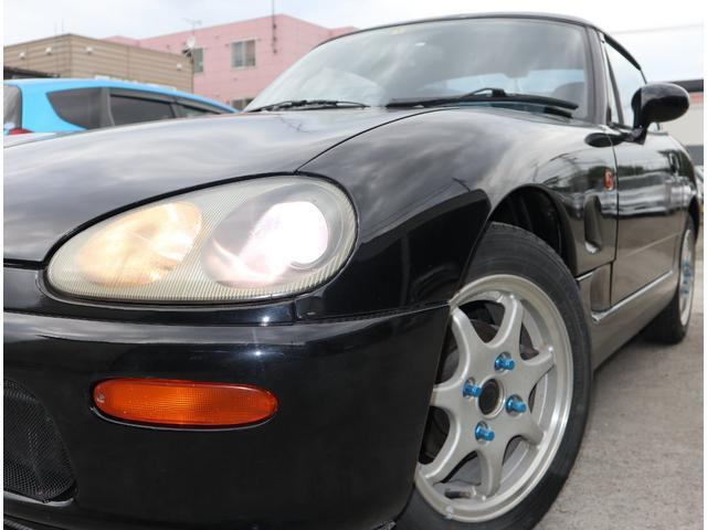 「スズキ」「カプチーノ」「オープンカー」「北海道」の中古車2