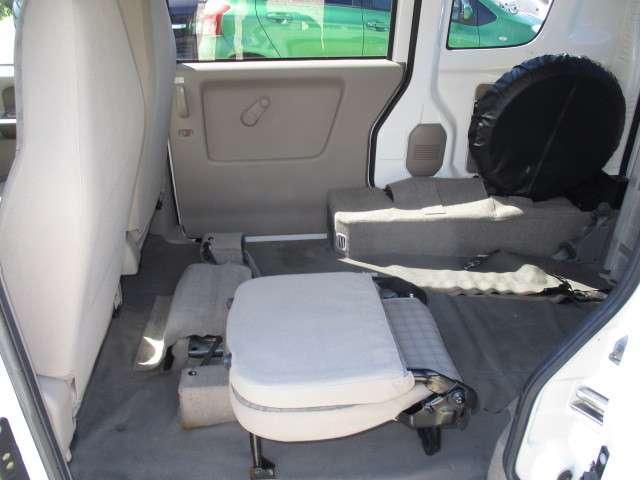 車いす移動車・4WD・ABS・修復無・1オーナー・5.8万k(11枚目)