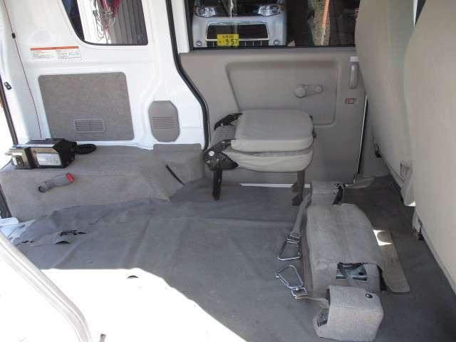 車いす移動車・4WD・ABS・修復無・1オーナー・5.8万k(14枚目)