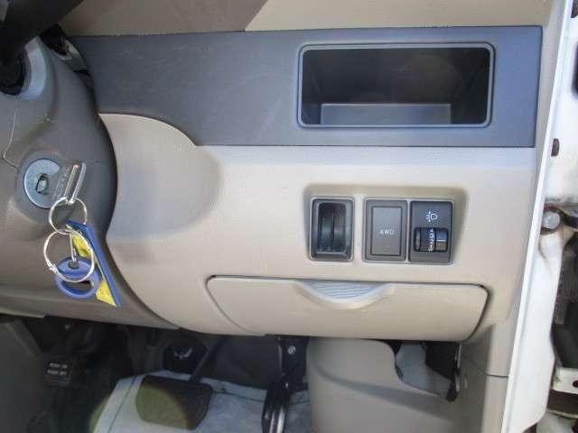 車いす移動車・4WD・ABS・修復無・1オーナー・5.8万k(20枚目)