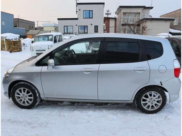 「ホンダ」「フィット」「コンパクトカー」「北海道」の中古車4